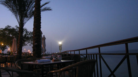 Time-lapse Egypt morning twilight Footage