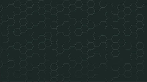 Honeycomb Backdrop Loop v01 Animation