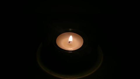 Single candle GIF