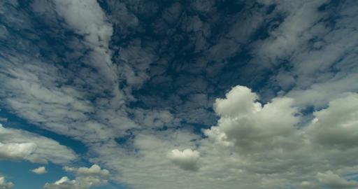 Day Sky Timelapse ビデオ