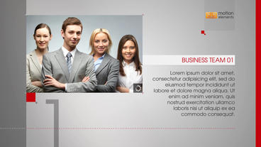 Business Agency Promo Template After Effect