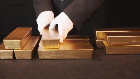 Gold Bullion, Gold Bars Image