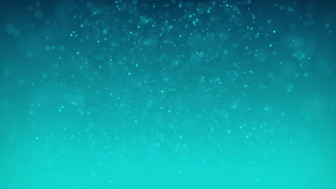 Tiny Particles Floating with Depth of Field - Motion Background Animation (Loopa Animation