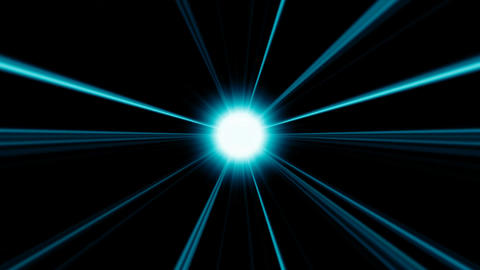 Abstract background with futuristic disco ball. Seamless loop Animation