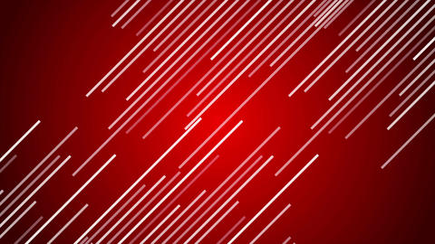 Abstract red diagonal lines video animation Animation