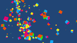 9 Colored Boxes Background 2