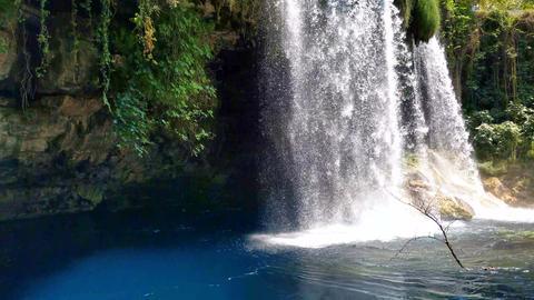 Waterfall Upper Duden2 Footage