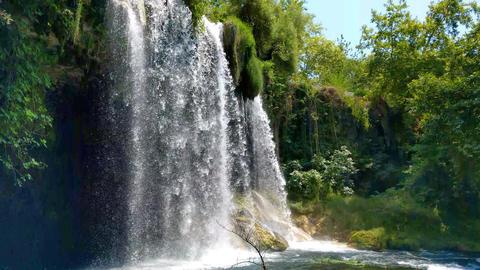 Waterfall Upper Duden3 Footage