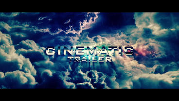 Cinematic Trailer -Storm After Effects Template