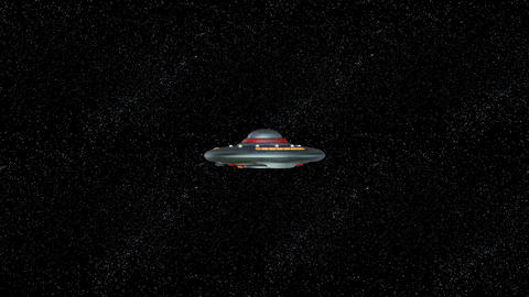UFO Animación