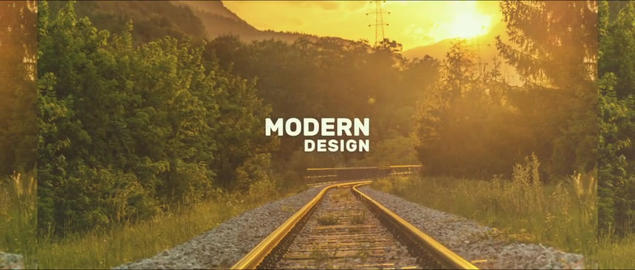 Dynamic Modern Intro After Effects Template