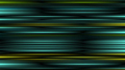 Glowing abstract dark turquoise stripes video animation Animation