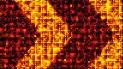 VJ LED Wall Lights Loop 画像