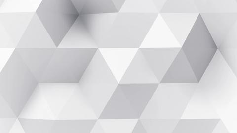 Geometric Wall 1 NA1Fb 4k CG動画素材