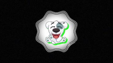 Spotty Stiker VK Plantilla de Apple Motion