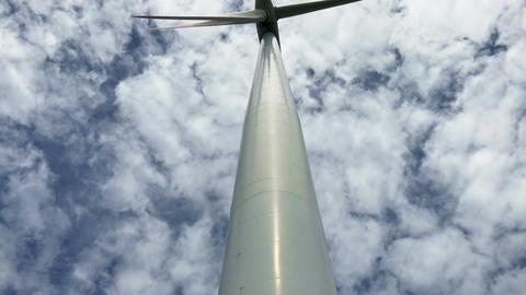 Wind generator - camera raising up 画像