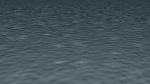 rain drop Animation