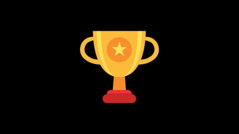 Award Animated Icons 1