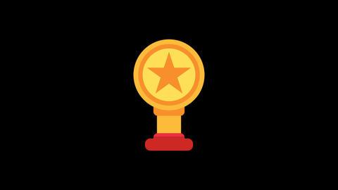 Award Animated Icon GIF