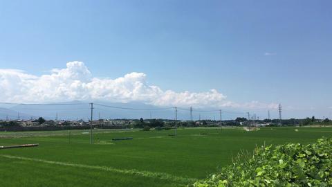 Sky-clouds-summer-20170707-0003 Footage