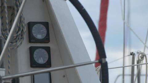 Nautical Yacht Gauges Image