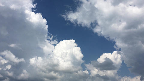 Sky-clouds-summer-20170707-0016 Footage