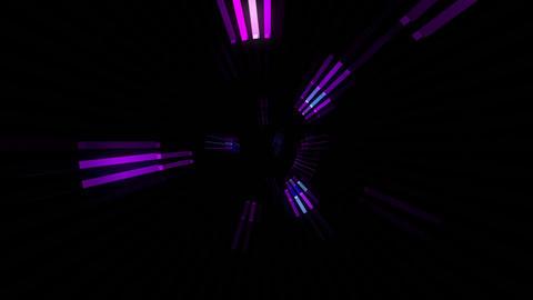 Neon Light 4K 03 Vj Loop Stock Video Footage