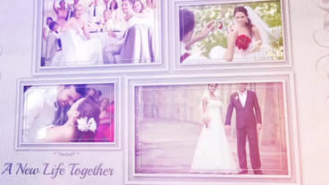 Wedding Memories Plantilla de After Effects