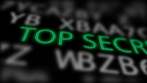 -Top Secret- between searching of passwords Animation