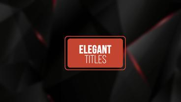 ModernTitles V26 After Effects Projekt