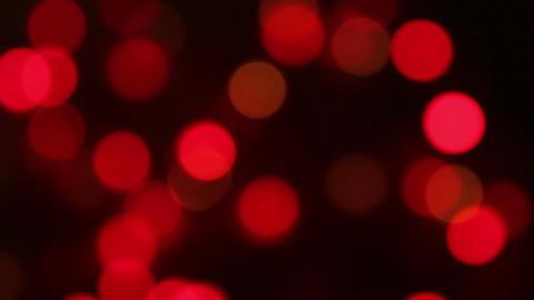 Defocused Colorful Lights ビデオ