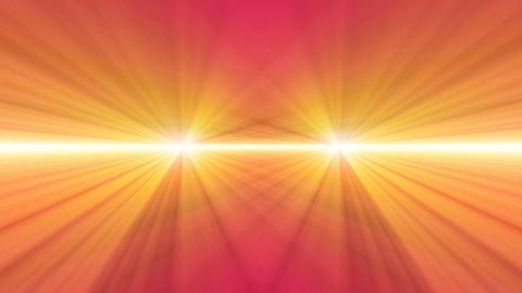 Orange light Animation