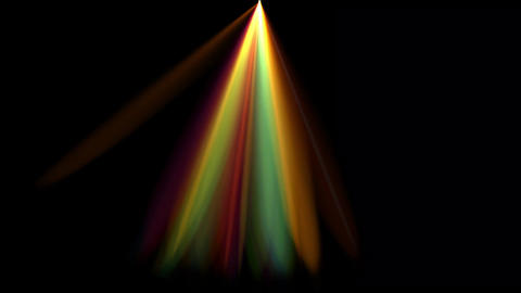A light shining down Animation