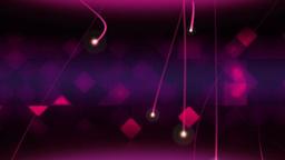 Glowing Background CG動画素材