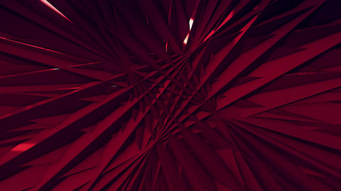 3D abstraction 4K Animation