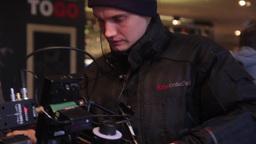 Behind The Scenes Filming Of Advertising
