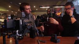 Behind The Scenes Filming Of Advertising 0
