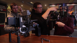 Behind The Scenes Filming Of Advertising 2