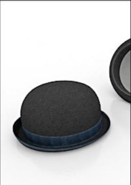 Hat 3D 3D Model