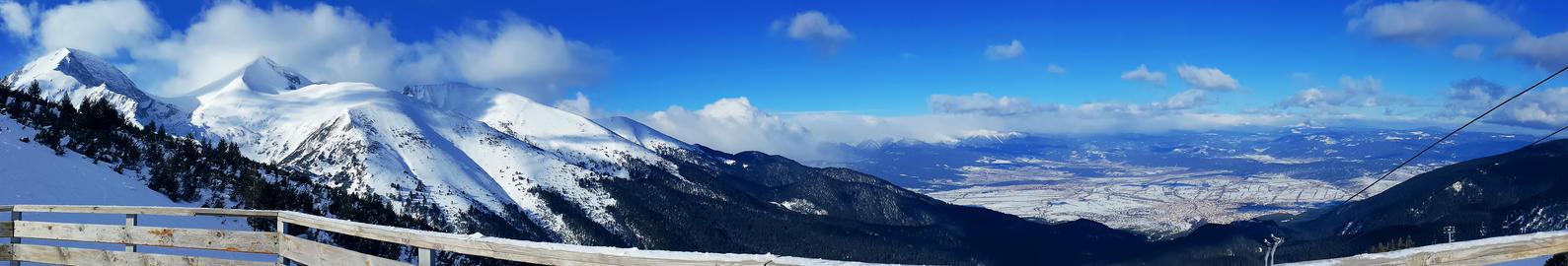 Mount panorama Photo