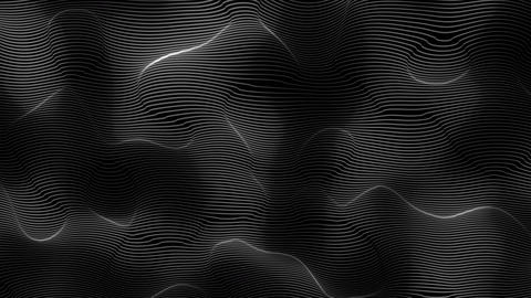 abstract loop background with lines Animation