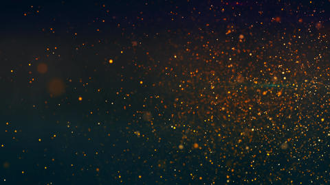 glowing bokeh 4K abstract background Animation