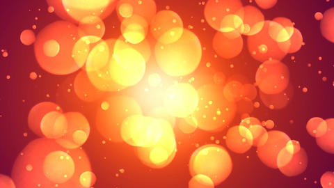 Particle Background Stock Video Footage