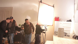 Behind The Scenes Shooting A Promo Video 2