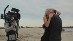 Behind The Scenes Shooting In The Desert 2