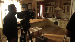 Behind The Scenes Shooting In The House
