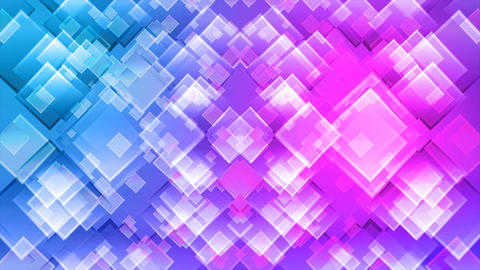 Abstract Squares Backgrounds Footage