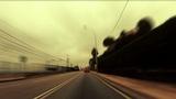 Car trip 04 Footage