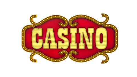 Casino Stock Video Footage