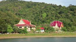 Thailand landscape Stock Video Footage